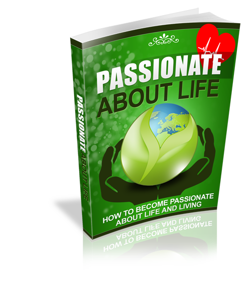 passion about life book