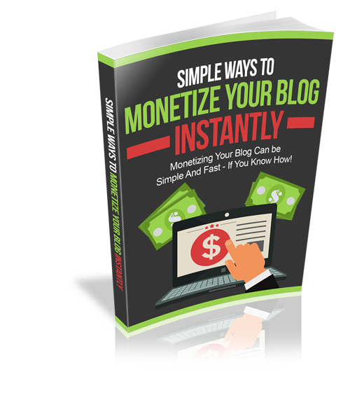 Make money blog book